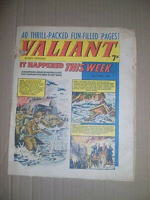 Valiant issue dated June 12 1965