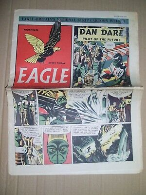 Eagle issue 29 dated October 27 1950