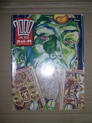 2000AD Sci Fi Special 1990