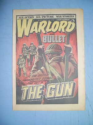 Warlord issue 225 dated January 13 1979