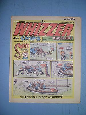 Whizzer and Chips issue dated December 15 1973