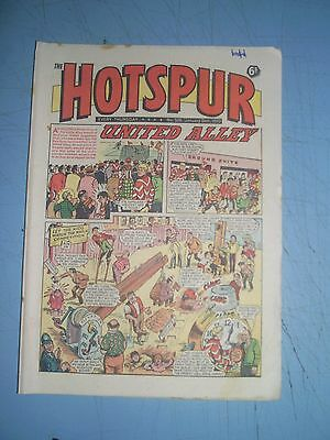 Hotspur issue 536 dated January 24 1970