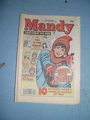 Mandy issue 1254 dated January 26 1991