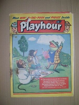 Playhour issue 42 dated July 30 1955