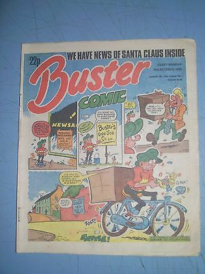 Buster issue dated October 19 1985
