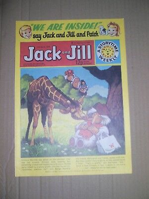 Jack and Jill issue dated March 17 1979