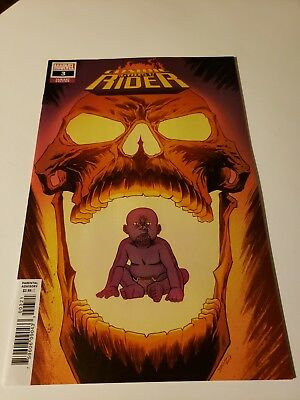 Cosmic Ghost Rider # 3 * Declan Shalvey 1:24 Variant * NM+ !