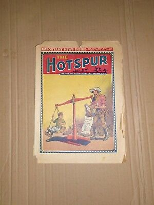 Hotspur issue 205 dated July 31 1937