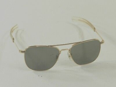 Vintage Gold Filled AO American Optical Aviator Sunglasses 1-10 12KGF 5-1/4
