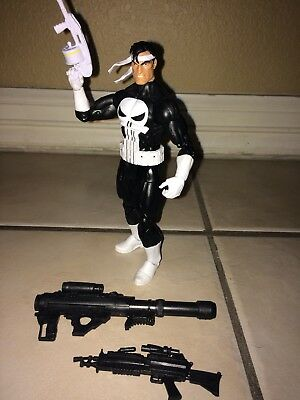 Marvel Legends The punisher Super Heroes Vintage wave custom loose figure