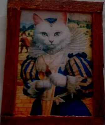 Dolls House The Cat Princess  picture