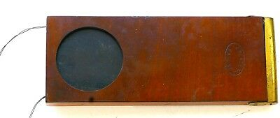 J P Lace's Pull & Push with hand simple machanism shutter, posibly C1900 Size 52