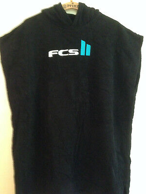 Youth Size  Hooded Poncho Towel Fcs
