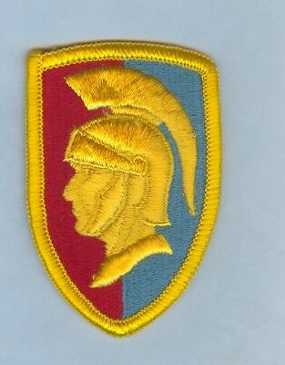 US Army Sentinel Systems Command Shoulder Patch ... MINT (aka Safeguard Systems)
