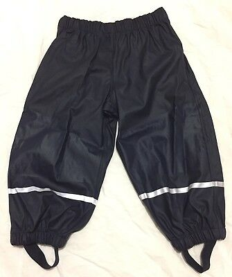 *New* Size 1 (12-24months) Kids Children's Toddler Baby Outdoor Waterproof Pants