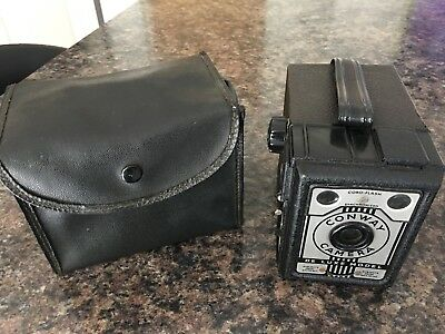 Conway Box Camera With Case