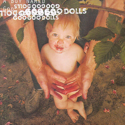 A Boy Named Goo by Goo Goo Dolls (CD, Mar-1995, Metal Blade)