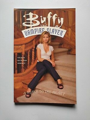 Buffy the Vampire Slayer - A Steak to the Heart  - Paperback excellent condition