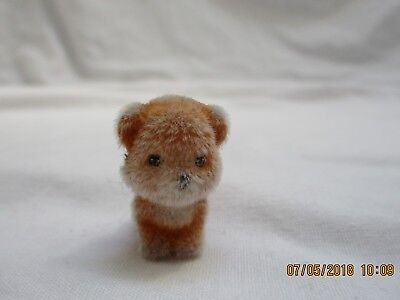 jungle in my pocket extra fuzzy small lion animal figure