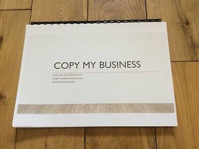 Copy My Business - Learn How I Trade On & Offline - Home Working Business