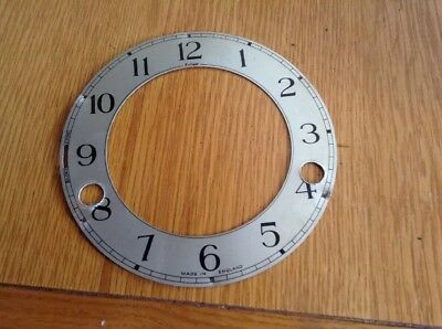 Original Vintage ENFIELD 136mm Mantel Clock Chapter Ring