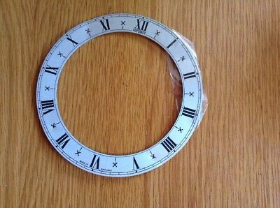 Original Vintage DUPONTIC 127mm Mantel Clock Chapter Ring