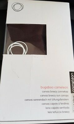 Bugaboo Cameleon Canvas Breezy Brand New with Box