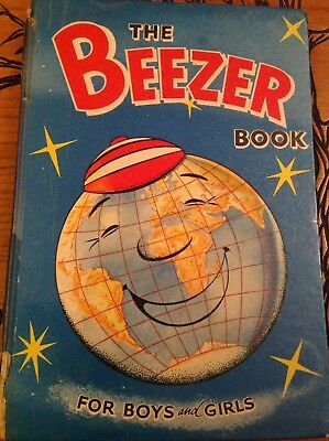The Beezer Annual 1961