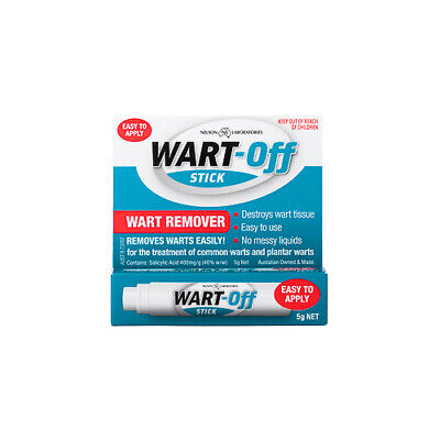 NEW Wart Wart Stick Off Stick 5g