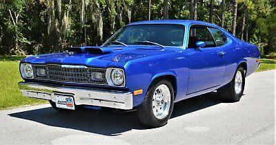 1974 Plymouth Duster  1974 Plymouth Duster