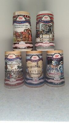 Miller Steins Great American Events 1 -2-3-4-5