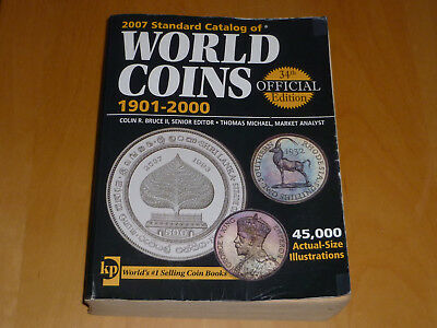World Coins 1901 - 2000  34te Auflage