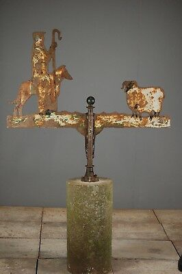 Antique English Shepard Weathervane
