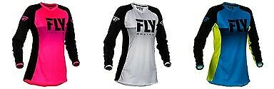 Fly Racing 2019 Women's Lite Jersey Offroad MX ATV All Colors and Sizes