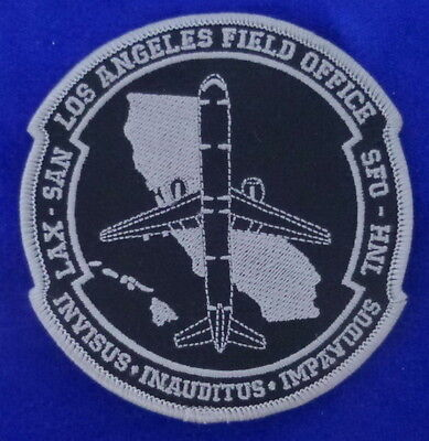 Federal Air Marshal Patch -Los Angeles Field Office- # LAPD