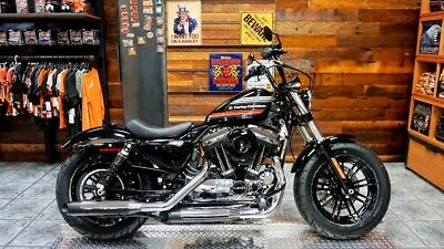 2018 Harley-Davidson Sportster  2018 Forty-Eight Sportster Special Edition- NO RESERVE