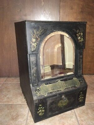 Rare Antique Formosa General Store Tea Bin Dispenser **Must See!**