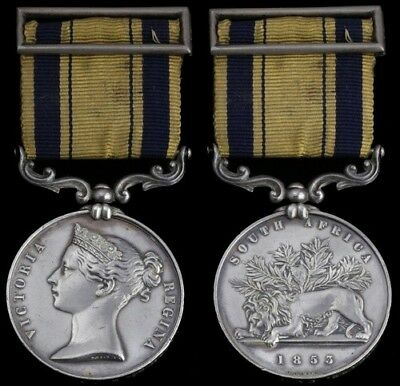 1853 South Africa Medal