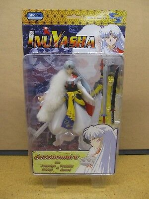 Inuyasha Sesshomaru Figure - TOYNAMI Sealed & Unopened From Fresh Case