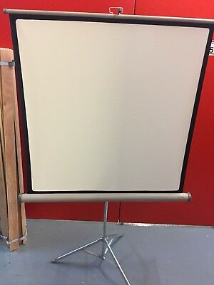 Projector Screen And Stand