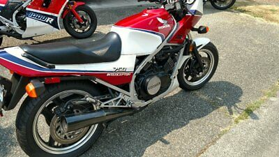1984 Honda Interceptor  honda vf750f interceptor