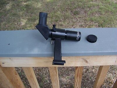 ORION 30MM Correct Image Finder Scope -Black - Looks new