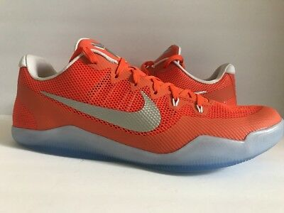 179db46e2689 ... shop nike kobe xi 11 em tb promo rare orange shoes 856485 883 mens size  17