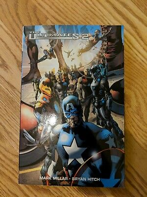 Marvel The Ultimates 2 TPB Ultimate Collection - Millar, Hitch - free shipping