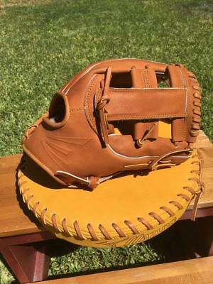 """Easton Small Batch Collection No 8 11.5"""" 412 Model Horween Exclusive RHT"""