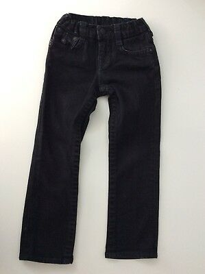True Religion Boys Jack Jeans, Size Age 4 Years, Black, Vgc