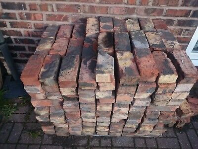 Old Reclaimed Bricks – Cheshire Common 73Mm Job Lot.