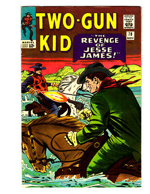 TWO GUN KID # 78 in FN+ condition a 1964 MARVEL Western comic