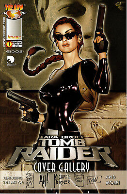 Tomb Raider Cover Gallery #1 Nm/mint Adam Hughes Cvr Top Cow Image