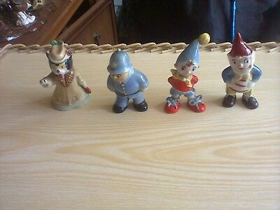 wade noddy set a rare to find complete perfect set